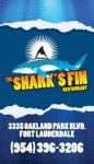 The Shark's Fin Restaurant (business card)