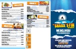 The Shark's Fin Restaurant (mailer menu)