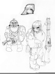 Dwarven Rifleman