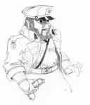 Kragmere dwarven officer